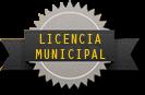 licencia muicipal