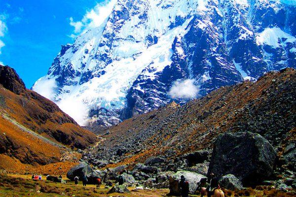 Inka Trail – Salkantay