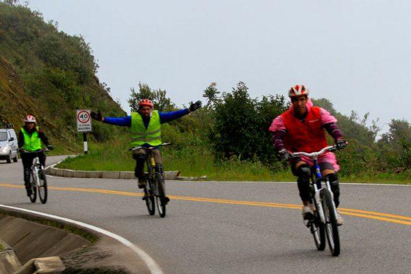 Tour Bicicleta + Caminata a Machupicchu