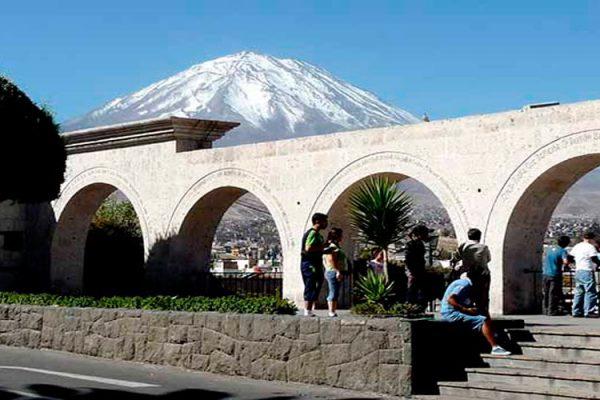 Arequipa Cañón Del Colca