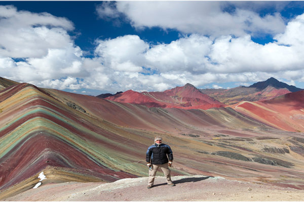 Tour Rainbow Mountain